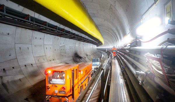 PBE Rutherford was awarded the contract for the Thames Tideway's temporary electrical works