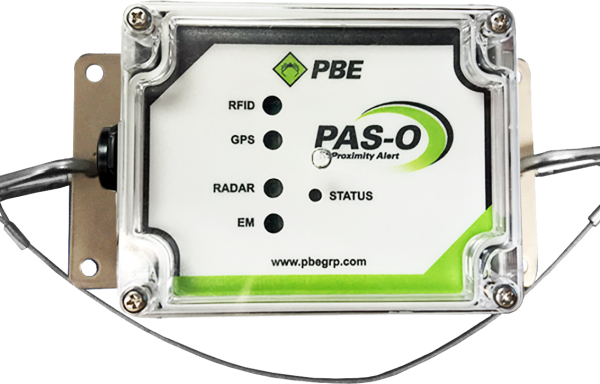PAS-O Obstacle Tracking Tag